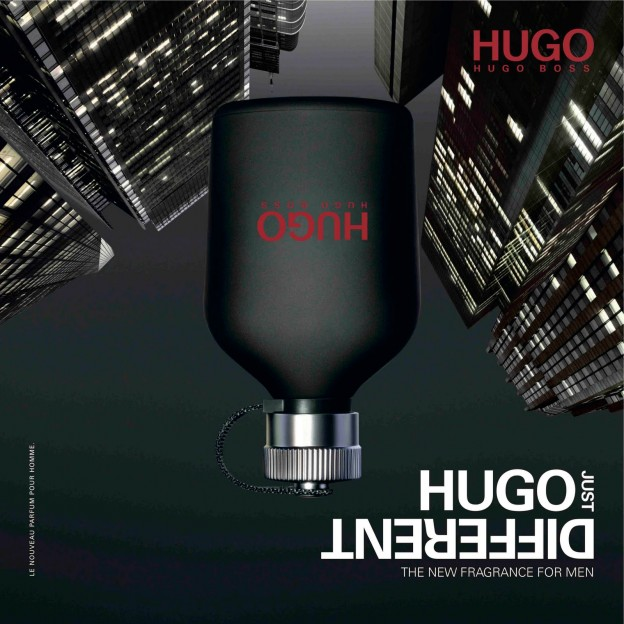 Perfume masculino Hugo Boss Just Different